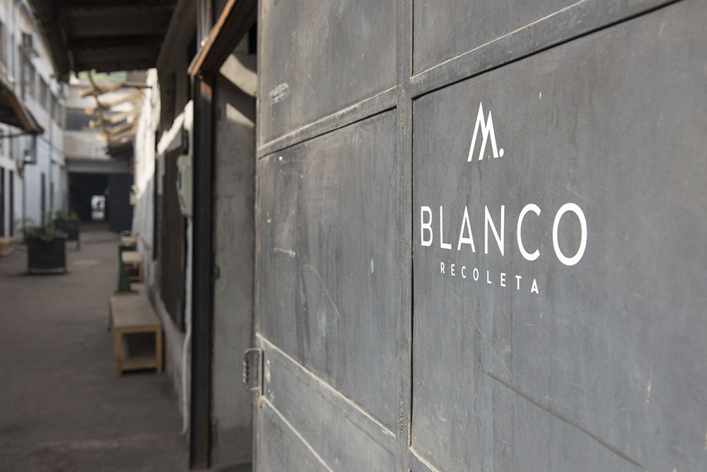 Studio Tour: IF Blanco Recoleta